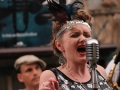 Billy Goat Strut Revue performing at Forecastle