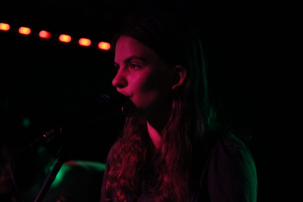 Eliot Sumner at The New Vintage in Louisville, KY